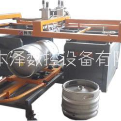 供应啤酒罐印字机 啤酒桶印标设备