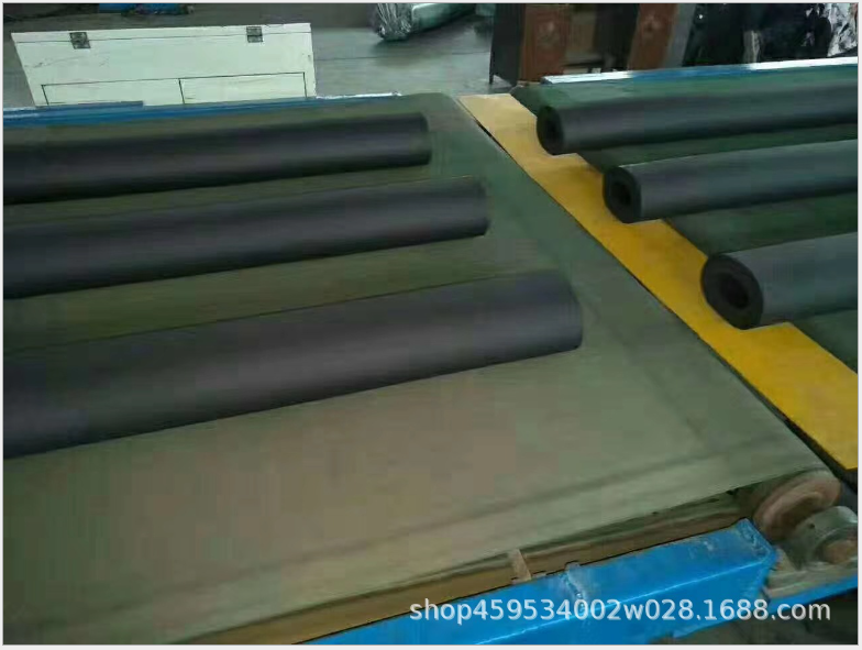 厂家直销橡塑海绵管 B1防火橡塑管 B2橡塑管 57*9空调管 量大优惠