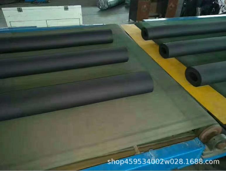 厂家直销橡塑海绵管 橡塑保温管 B2橡塑管 22*15橡塑管 量大优惠