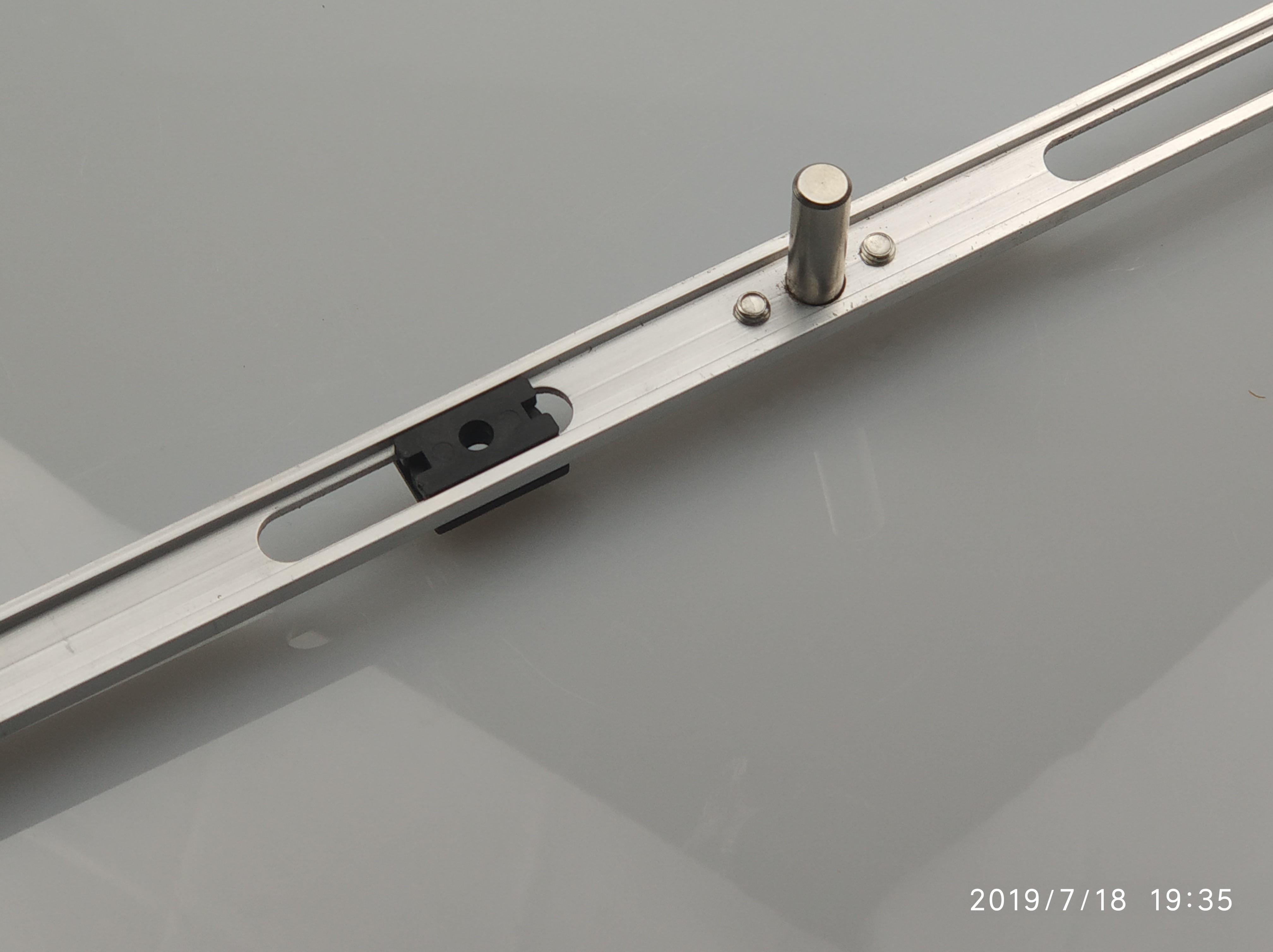 (铝型材)铝拉杆传动杆-厂家 供应商直销 P-003铝拉杆厂家