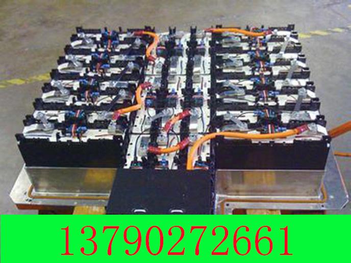 湖南高价库存动力电池回收 新能源汽车底盘电池回收 宁德时代汽车底盘模组