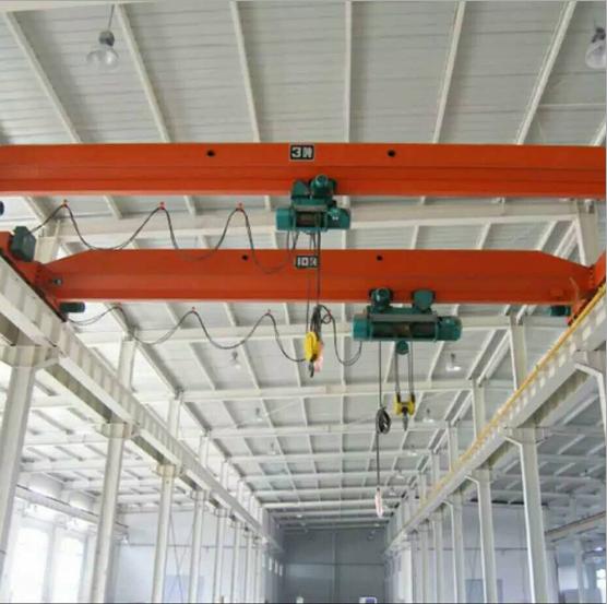 车间仓库电动单梁行车 定做LD电动单梁桥式起重机