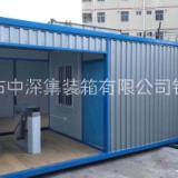惠州住人集装箱出租3元起一天 惠阳集装箱大量出租