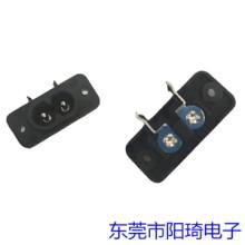 深圳ST-A03八字型AC插座厂家丨八字插座经销商丨8字插座批发丨C8电源插座经销商批发