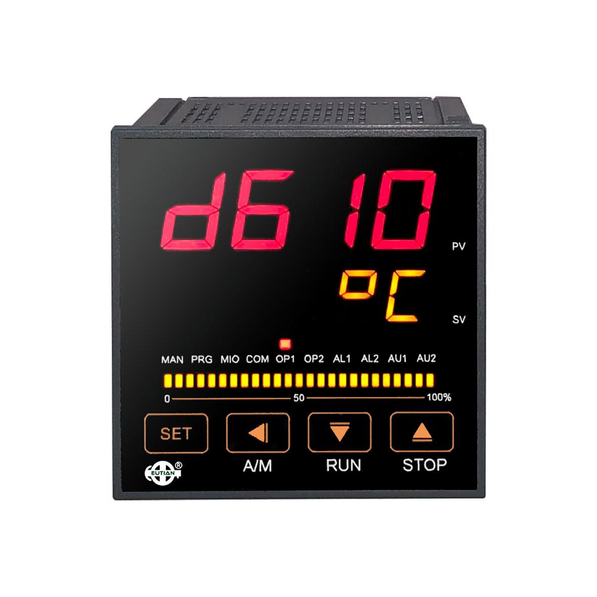 厦门德电D系列多功能数字显示仪表报警仪