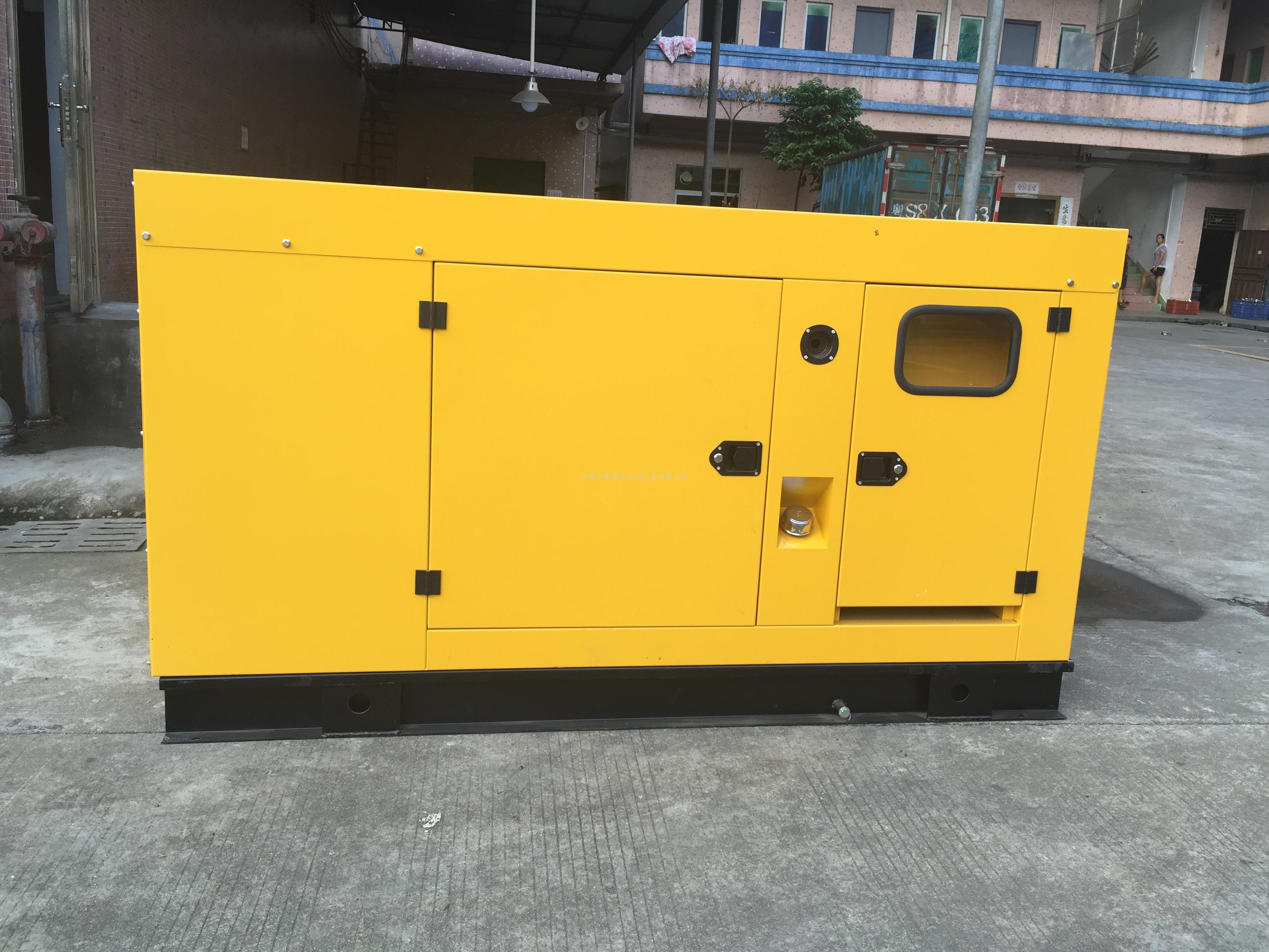佛山市长期供应低噪音箱 柴油发电机静音箱价格 批发柴油发电机静音箱