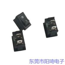 广东15*10小船型开关丨迷你IO开关厂家丨船型开关批发丨电器专用电源开关