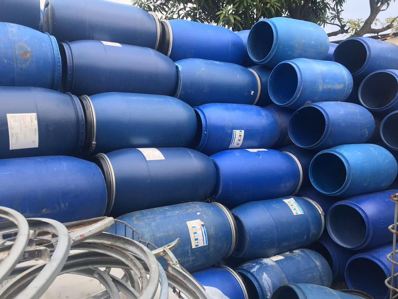 佛山200L铁桶厂家直销 供应150L胶桶旧物200L铁桶