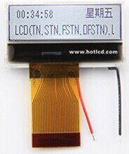 黑白屏1寸单色液晶点阵LCD12832显示屏