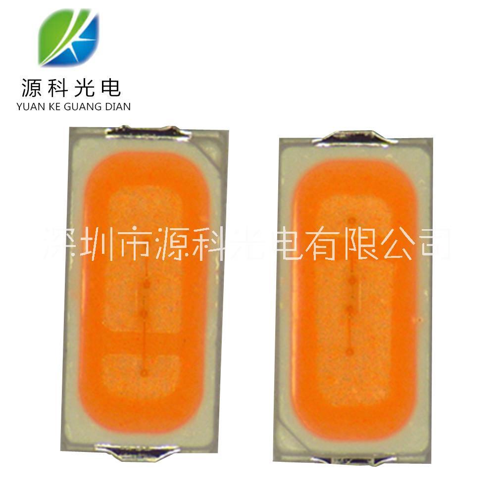 厂家直售 SMD3014深粉红光0.1W LED3014白光 暖白 3014二极管发光