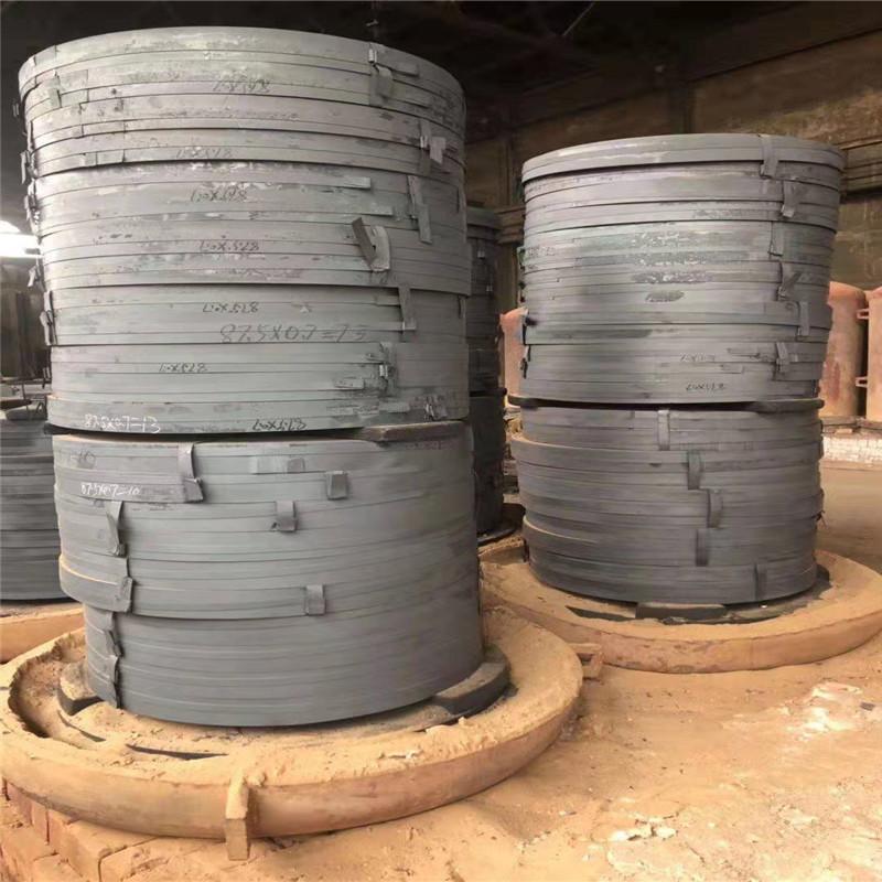 L厂家可配送  哪里钢带便宜 0.9*32mm 供应商 镀锌铁皮打包用带钢 Q195 质优价廉