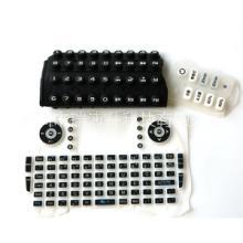硅胶模压按键 硅胶模压按键 矽橡胶 硅胶模压按键 矽橡胶模压杂件定制批发