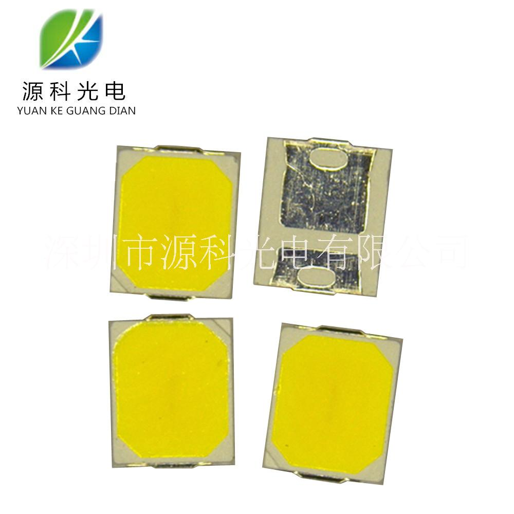 厂家直售 LED 2835调黄绿光0.5W 70-75LM SMD2835黄绿光 570nm