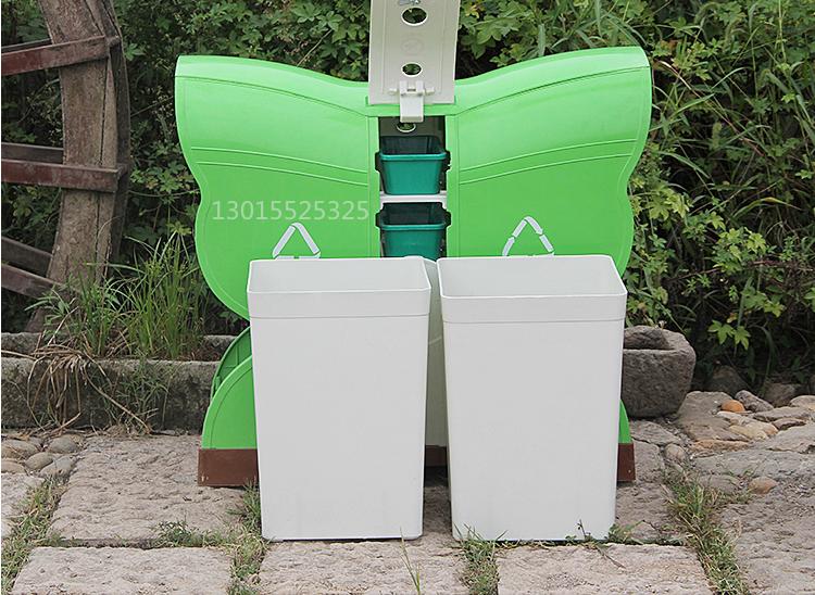 创意环卫垃圾桶,蝴蝶景区户外垃圾桶,玻璃钢蝴蝶型垃圾桶,公园广场小区玻璃钢分类果皮箱,玻璃钢蝴蝶型垃圾桶