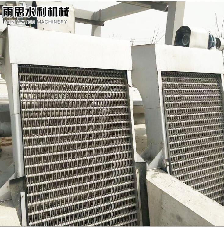 厂家供应 回转式格栅除污机 自动清污机 拦污栅 欢迎咨询