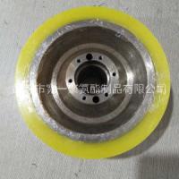 武汉聚氨酯滚轮专业包胶加工直销厂家