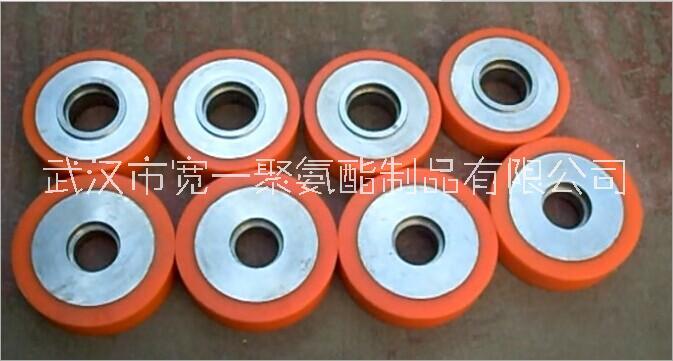 咸宁聚氨酯胶轮包加工厂直销 聚氨酯包胶轮加工