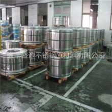 日本进口304不锈钢带 焊接输送带 不锈钢箔0.01MM厚图片