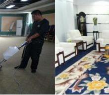 厦门地毯清洗