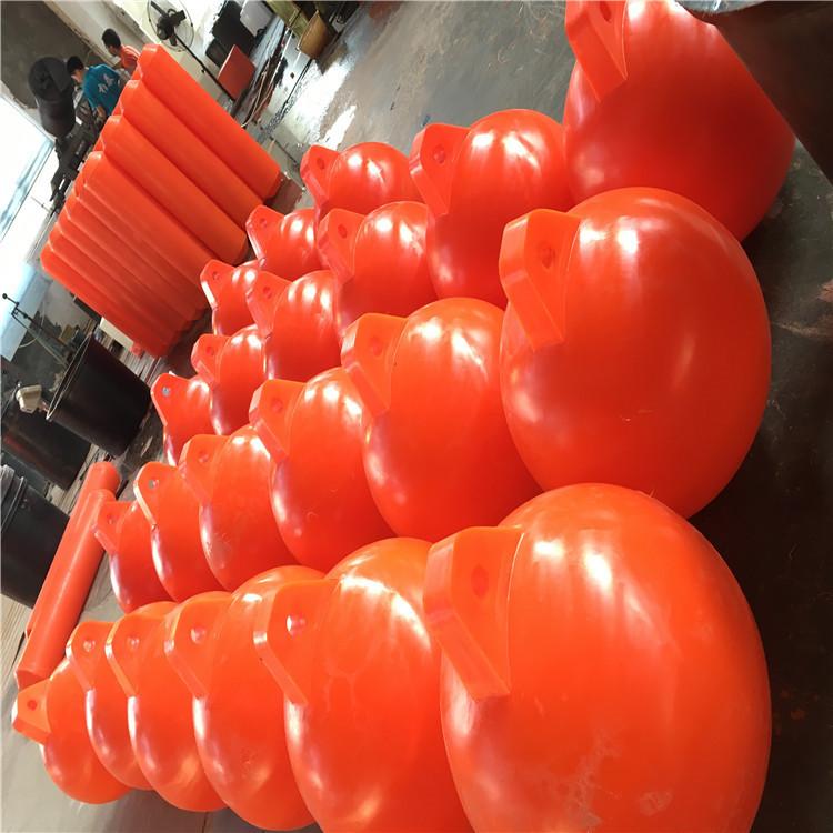 GOOD航道浮球 河道定位球PE浮球水上分界浮球