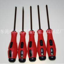 进口螺丝批  高硬度螺丝批 螺丝刀 起子 红柄螺丝批  胶柄螺丝刀批发