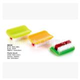 台州市市批发彩条刷 厨房清洁刷子价格 洗衣刷生产厂家