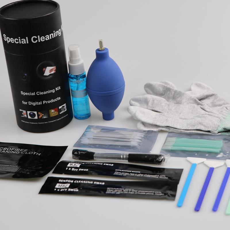 工厂直销单反相机/UV/电脑/手机/镜头镜片/传感器清洁棒/显示器数码清洁套装