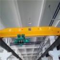 2吨电动单梁起重机图片