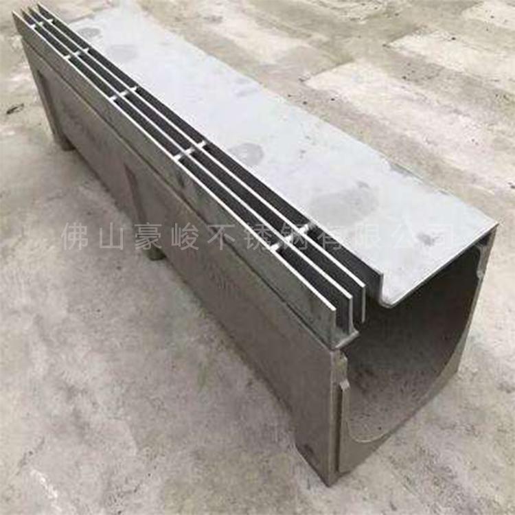 豪峻 不锈钢方形井盖加工定制厂家 不锈钢井盖来图加工