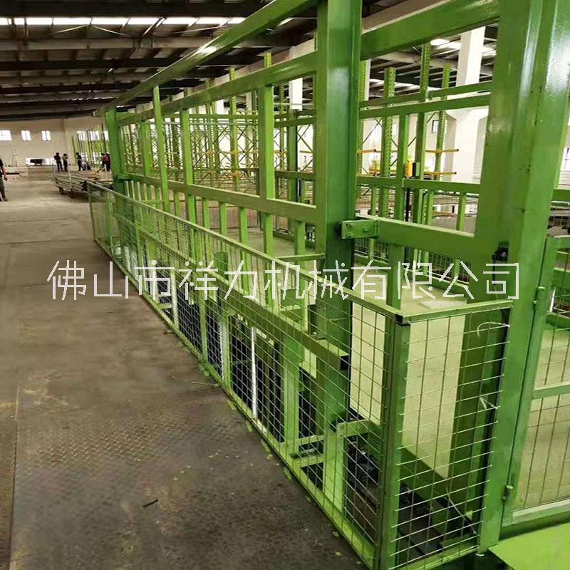 广州货梯厂家专业定制电动升降平台导轨式升降机固定式升降货梯 仓库货梯