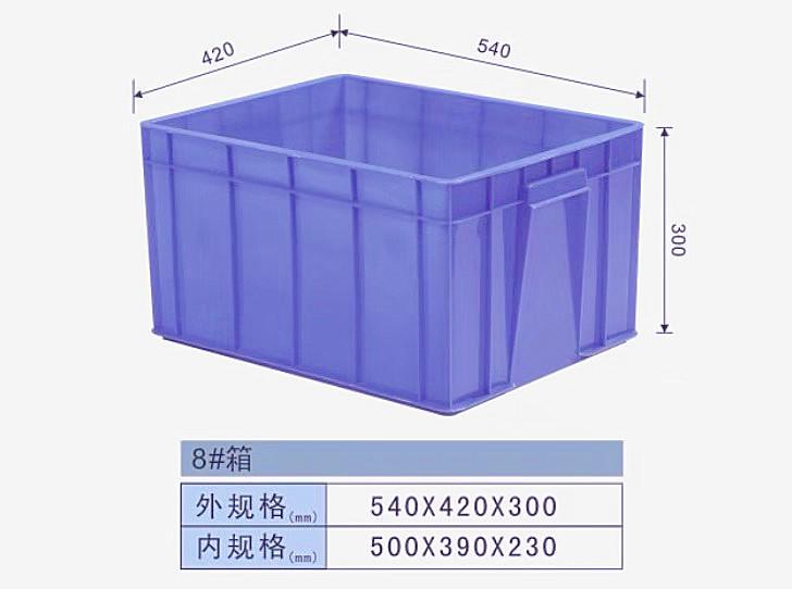 厂家直销大号塑胶周转箱、塑料箱、工业胶箱、价格、报价【佛山市联胜塑胶制品有限公司】