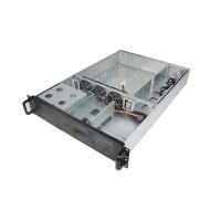 迈肯思2U工控机箱K265F 兼容eatx大主板ATX专用电源2光驱位机架式卧式服务器机箱2U机箱