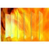 防火玻璃  玻璃加工厂供应10mm钢化防火玻璃 防火时间长
