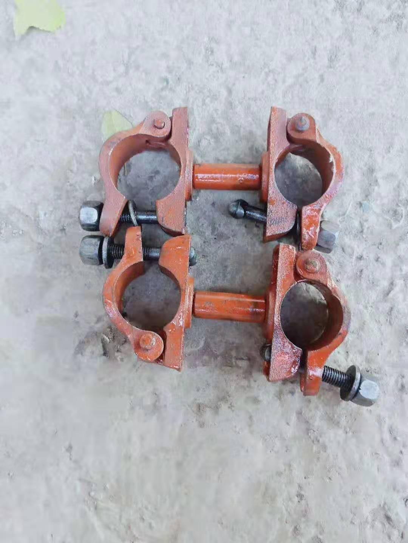 工字扣件∣工字旋转扣件∣工字转向扣件-河北献县河街玛钢建筑扣件厂