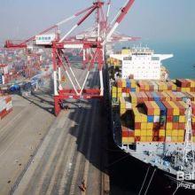聊城深圳内贸海运集装箱物流专线运门到门服务5天直达图片