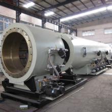 大口径管机器,大口径管设备,塑料管材设备,塑料管生产线,大管设备,大管机器厂家(青岛海沛斯公司) 大口径管机器批发