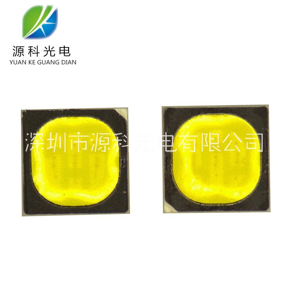 供应 3535黑面六脚白光0.2W LED3535白光小功率SMD3535RGB 三合一