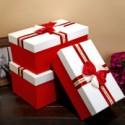 红酒鞋子服装礼盒 包装盒定制图片