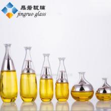 厂家直销 乳液瓶 护肤品现货化妆品瓶 套装瓶 玻璃瓶膏霜瓶