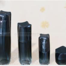 工厂定制化妆品套装瓶 120ml乳液瓶 50g 30g膏霜玻璃瓶 精华液瓶子图片