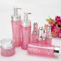 化妆品套装瓶 膏霜瓶 乳液瓶 奥尔滨精华液玻璃瓶 可加工定制