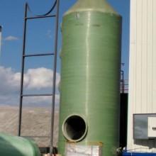 玻璃钢净化塔酸雾净化塔锅炉除尘器除尘脱硫塔批发