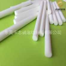 白色纤维海绵圆柱 汽车加湿器海绵棉芯 雾化器无纺布棒子 加湿器棉芯批发