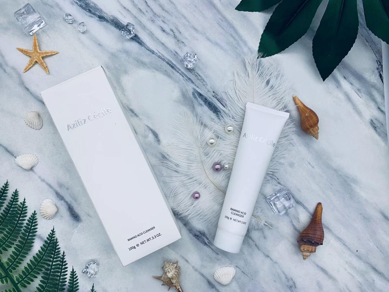 上海靠谱的氨基酸洁面膏洗面奶化妆品一站式贴牌OEM代加工供应链厂家