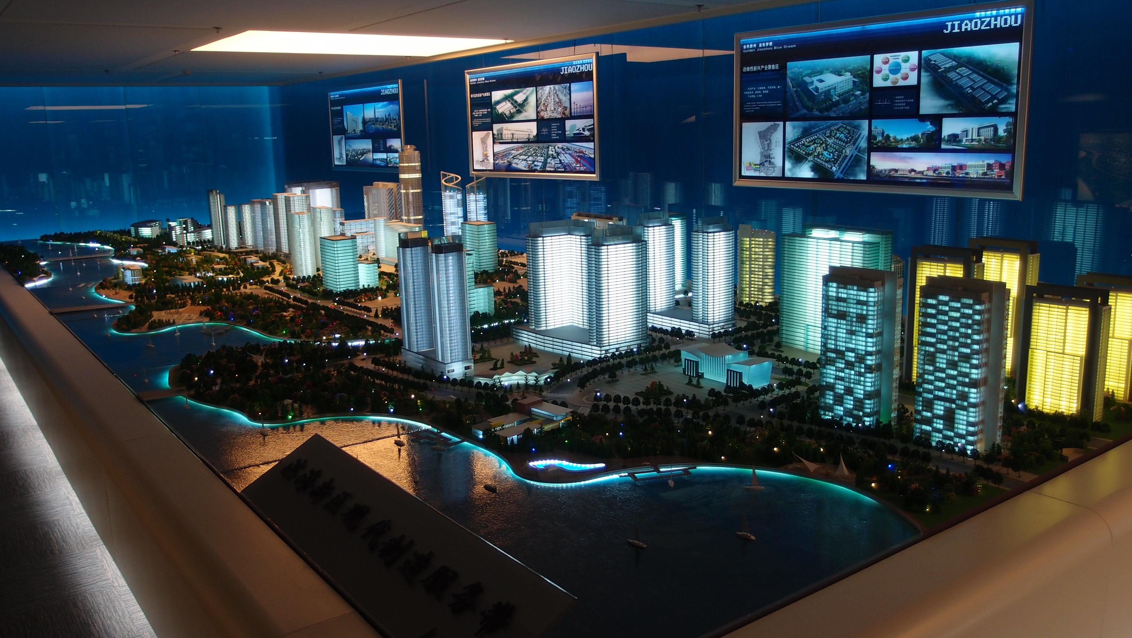 工业模型设计公司,深圳建筑模型制作公司,城市规划沙盘模型制作公司数字沙盘模型公司