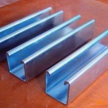 长期供应镀锌C型钢 C型钢供应商 各种规格型钢批发批发