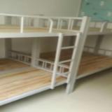 学生铁架床 双层铁架床  铁架床规格大全 工厂批发学生铁架床