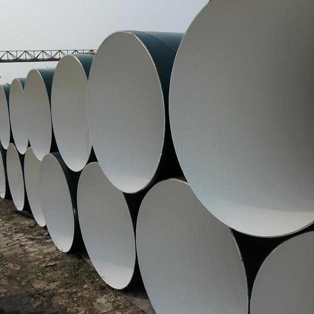 环焊接防腐螺旋管_1620大口径加强环焊接防腐螺旋管厂家现货销售