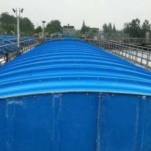 内蒙古玻璃钢污水池盖板报价生产厂家批发商【河北鸿泽环保设备有限公司】图片