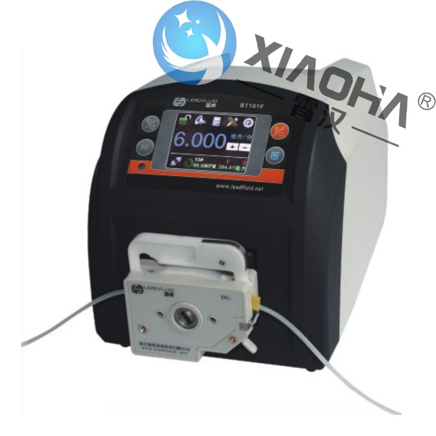 BT101F分配型智能蠕动泵DG泵头 BT101F/DG泵头 可实现不同泵头与驱动器组合